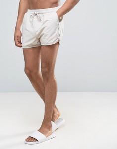 Шорты для плавания Selected Homme Runner - Белый