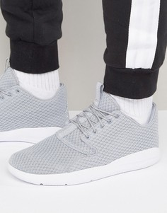 Серые кроссовки Nike Air Jordan Eclipse 724010-033 - Серый