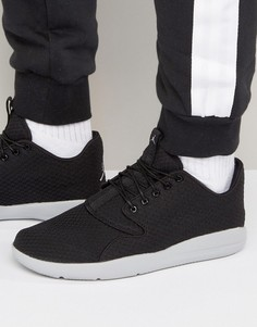Черные кроссовки Nike Air Jordan Eclipse 724010-015 - Черный