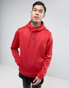 Худи без застежки Nike Jordan Protect 858236-687 - Красный