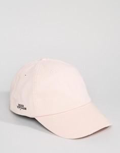 Потертая кепка Dead Vintage - Розовый