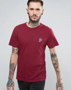 Красная футболка с маленьким логотипом Penfield Perris - Красный