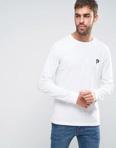 Белый лонгслив Penfield Plano - Белый