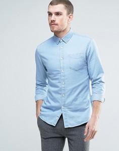 Джинсовая рубашка Celio - Синий