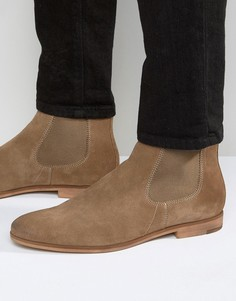 Замшевые ботинки челси Vagabond Linhope - Бежевый
