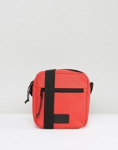Красная сумка для авиапутешествий с нашивкой ASOS - Красный