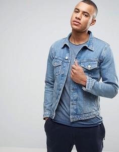 Джинсовая куртка Jack & Jones Intelligence - Синий