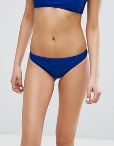 Бразильские плавки бикини Vero Moda - Синий