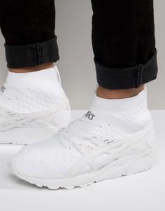 Белые кроссовки Asics Gel-Kayano H7P4N 0101 - Белый