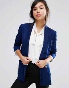 Свободный блейзер Fashion Union - Темно-синий