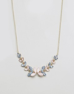 Ожерелье с драгоценными камнями Johnny Loves Rosie - Золотой
