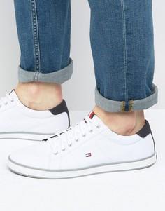 Кеды на шнуровке Tommy Hilfiger Harlow - Белый