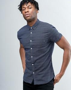 Рубашка с короткими рукавами Pepe Jeans - Темно-синий