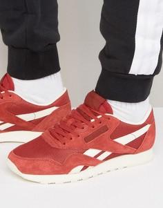 Красные кроссовки Reebok Classic BS7995 - Красный