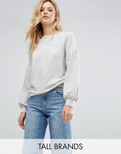 Свитшот Vero Moda Tall - Серый