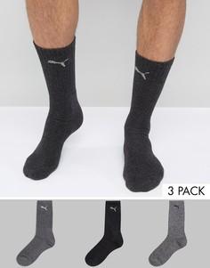 3 пары разноцветных носков Puma 7312207 - Мульти