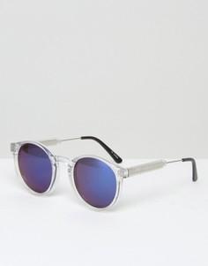 Солнцезащитные очки в прозрачной оправе Spitfire - Прозрачный