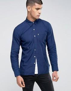 Синяя рубашка с карманом Levis Sunset Orchis - Синий Levis®