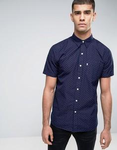 Рубашка с короткими рукавами и карманом Levis Sunset Caviar - Черный Levis®
