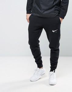 Черные джоггеры Nike Air Hybrid 885430-010 - Черный
