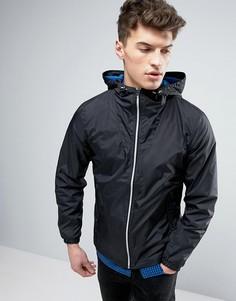 Легкая куртка с капюшоном Produkt - Черный