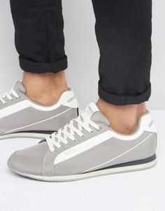 Серые кроссовки для бега Versace Jeans - Серый