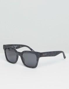 Квадратные солнцезащитные очки Raen - Серый