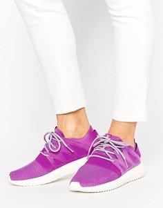 Кроссовки Adidas Tubular Viral - Фиолетовый