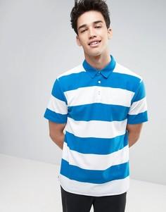 Футболка-поло Vans Thursby VA316QM7K - Синий