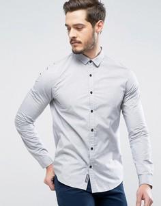 Приталенная рубашка Calvin Klein Jeans Wendur - Черный
