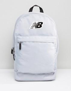 Серый классический рюкзак New Balance Pelham - Серый