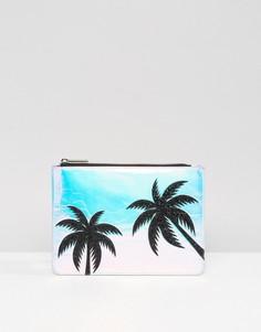 Сумочка с блестящими пальмами Skinnydip - Мульти