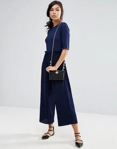 Комбинезон Fashion Union - Темно-синий