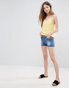Джинсовые шорты Vero Moda - Синий