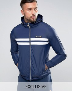 Куртка с капюшоном Ellesse - Темно-синий