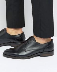 Кожаные туфли дерби Tommy Hilfiger Daytona - Черный