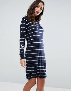 Платье-джемпер Sugarhill Boutique - Темно-синий