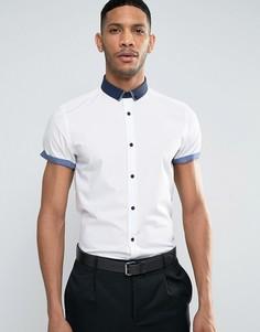 Рубашка классического кроя New Look - Белый