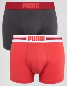 Набор из 2 пар боксеров-брифов Puma 651003001072 - Мульти