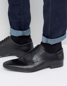 Черные строгие туфли Silver Street - Черный