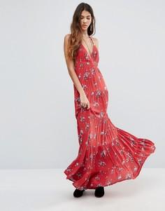 Платье макси Raga The Sangria - Красный