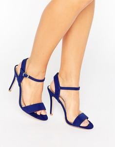 Босоножки на каблуке Miss KG - Синий