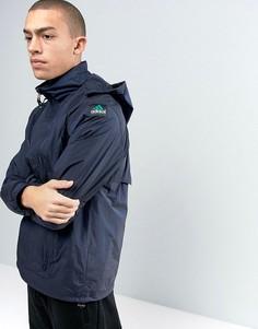Темно-синяя куртка-ветровка adidas Originals Equipment BK7672 - Темно-синий