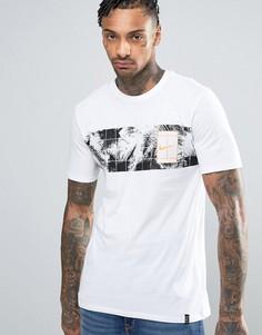 Белая футболка с логотипом Nike Court 847454-100 - Белый