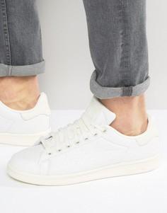 Белые кроссовки adidas Originals Stan Smith BB0036 - Белый