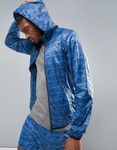 Спортивная куртка на молнии Blend - Синий
