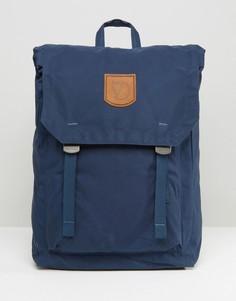 Темно-синий рюкзак объемом 16 литров Fjallraven No. 1 - Темно-синий
