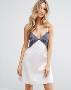 Платье-комбинация Dorina Valerie - Розовый