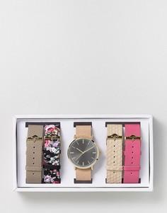Часы со сменными ремешками ALDO Perucca - Розовый