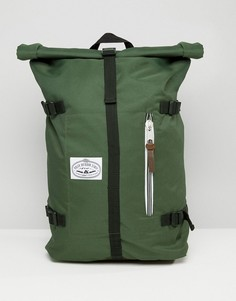 Классический рюкзак с откидным верхом Poler - Зеленый